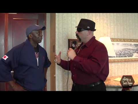 Interview with Billy Blanks MMA
