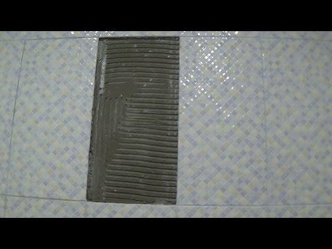 Вздулся кафель, что делать (переклейка плитки) ремонт