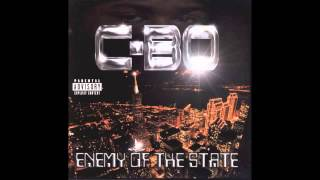 C-Bo - Ride Til We Die feat. WC - Enemy Of The State