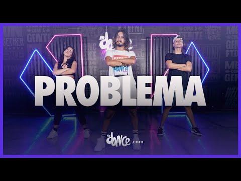 Problema  – Daddy Yankee | FitDance (Coreografia) | Dance Video