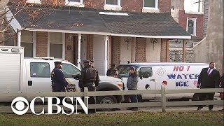 4 people found fatally shot in basement of Philly home