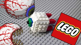 LEGO How to Build - Terraria: Eye of Cthulhu and The Twins