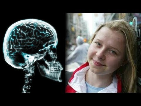 The Russian Girl With REAL LIFE X-ray Vision