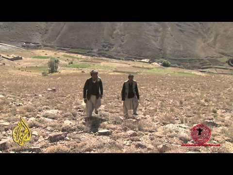 Afghanistan   Mines of Bamyan