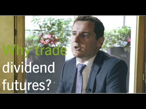 Why trade dividend futures? – Antoine Deix, BNP Paribas