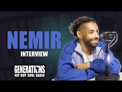 Youtube: Nemir   Interview: son premier album, Alpha Wann, Nekfeu, Redbull…
