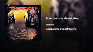 Enter transcendental sleep