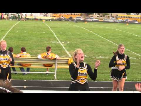 Central Lee Middle School Cheerleading
