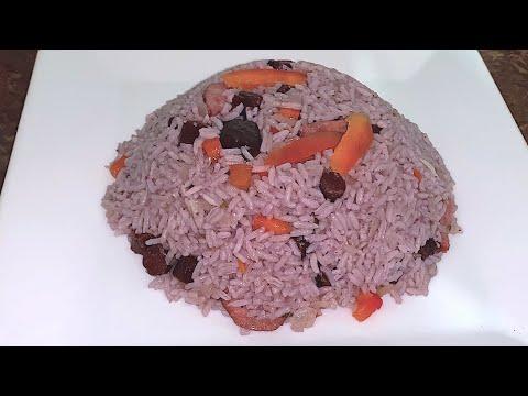 Arroz con Aceituna | Al estilo de la Cocina de Maritza |