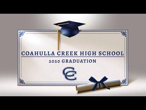 2020 Coahulla Creek High School Graduation