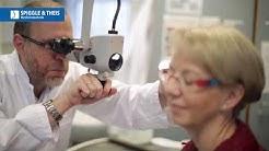 Druck auf den Ohren - Behandlung der Tubenbelüftungsstörung