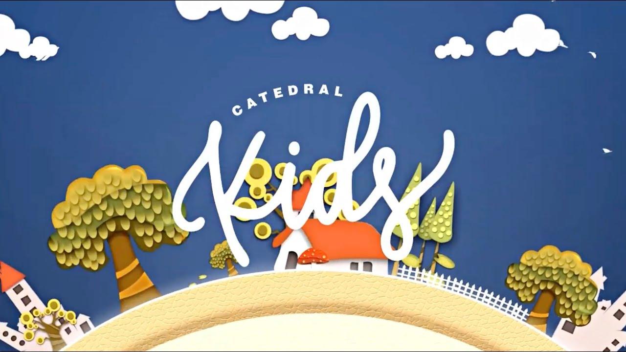 Catedral Kids - Domingo con Dios