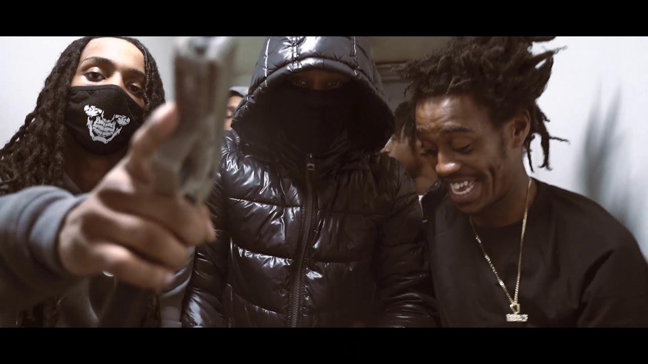 Download Onlyone Qb FT. Zoskiiii - MORE SHOTS (Official Music Video)