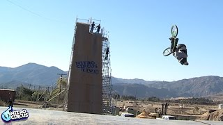 BMX Double Backflip 360 - First Nitro Circus Aussie Roll!