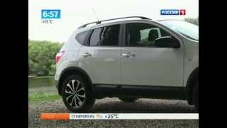 Nissan Qashqai / Тест-драйв