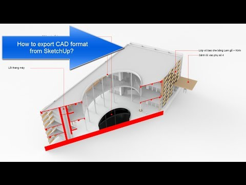 How to export sketchup to autocad format funnycat tv for How to import stl into sketchup