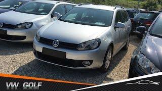 VW Golf за 6590 евро в Германии