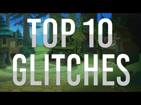 TOP 10 ANIMAL JAM GLITCHES!! (2015 Working)