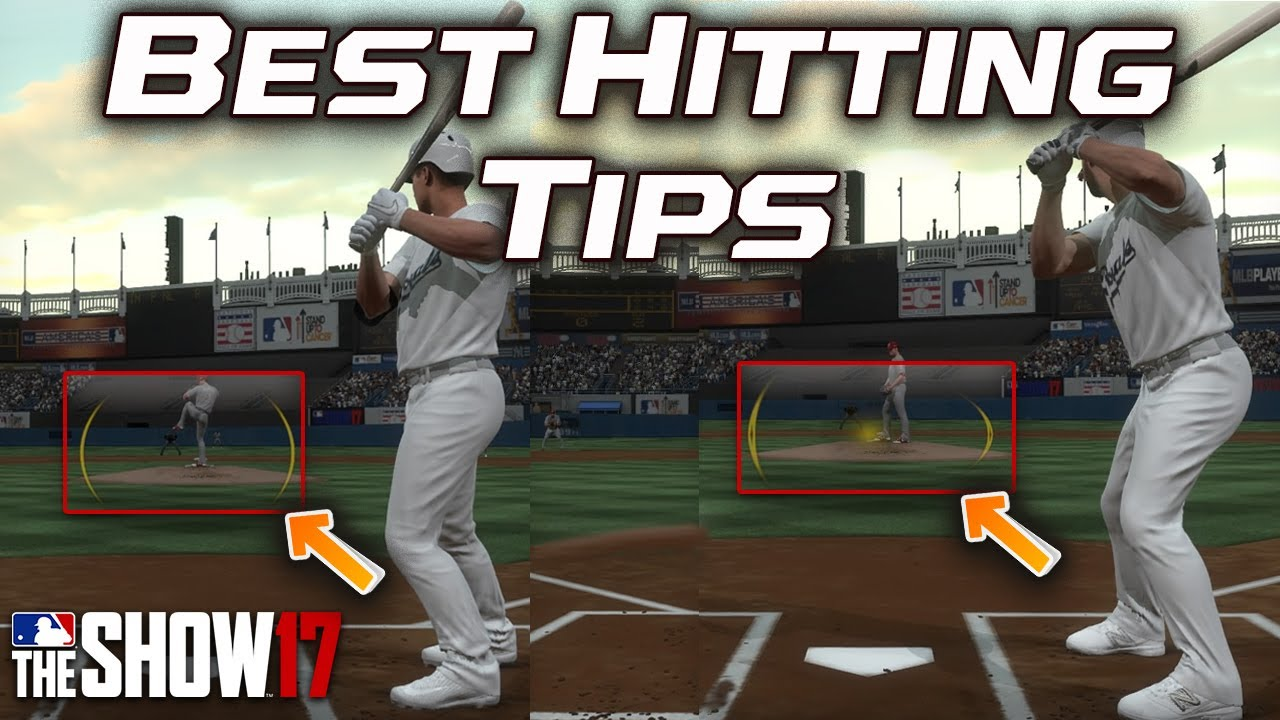 c881aa895 Best Hitting Tips MLB The Show 17 [Home Run Tips] [Reticle or Wedge ...