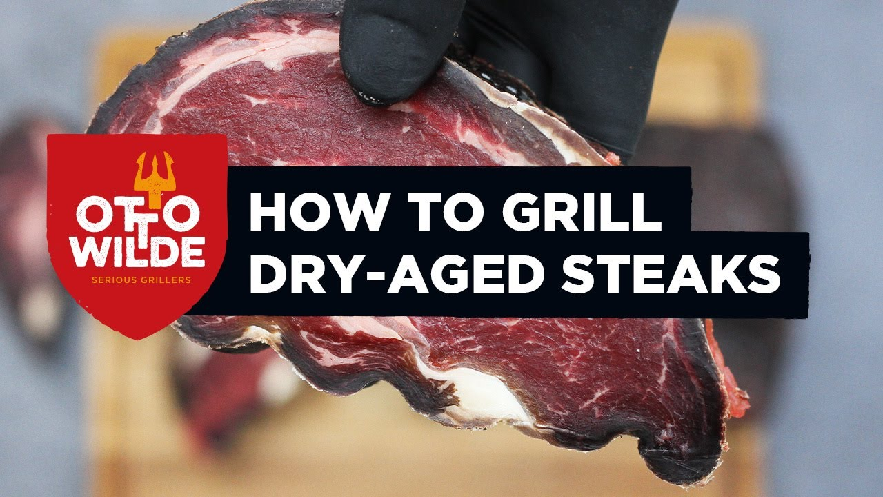 Otto's Guide to Dry-Aging Beef at Home - Otto Wilde Grillers