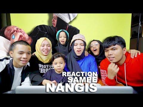Gen Halilintar Nangis Terisak - Isak | Live Your Life MV Reaction