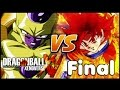غوغو ضد فريزر ونهاية فريزر | Dragon Ball Xenoverse 2 #5- Freezer