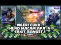 BADANG VS ALUCARD || FULL BLADE OF DESPAIR || NIH HERO NGERI!! (MOBILE LEGENDS)