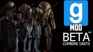 Garry's Mod Addons: PACK DE COMBINES DE LA BETA DE HL2   Half-Life 2 Cut SNPCs [Descargar]