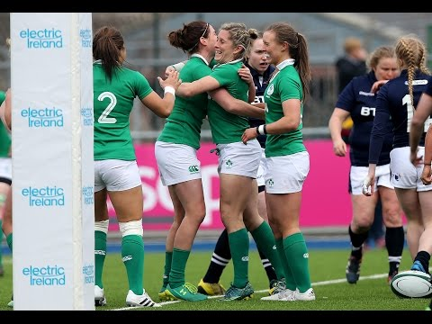 Favourite Six Nations Memory: Ireland Women | Women's Six Nations