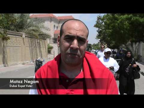 Egypt's Presidential election 2014 Dubai United Arab Emirates