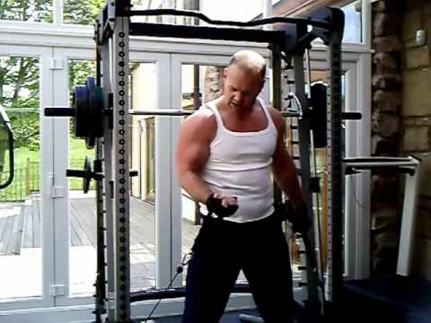 cable machine bicep exercises