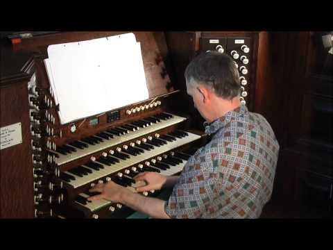 David Aprahamian Liddle plays Concert Overture No.3 in F minor by Hollins.