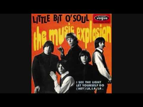 A LITTLE BIT OF SOUL   THE MUSIC EXPLOSION