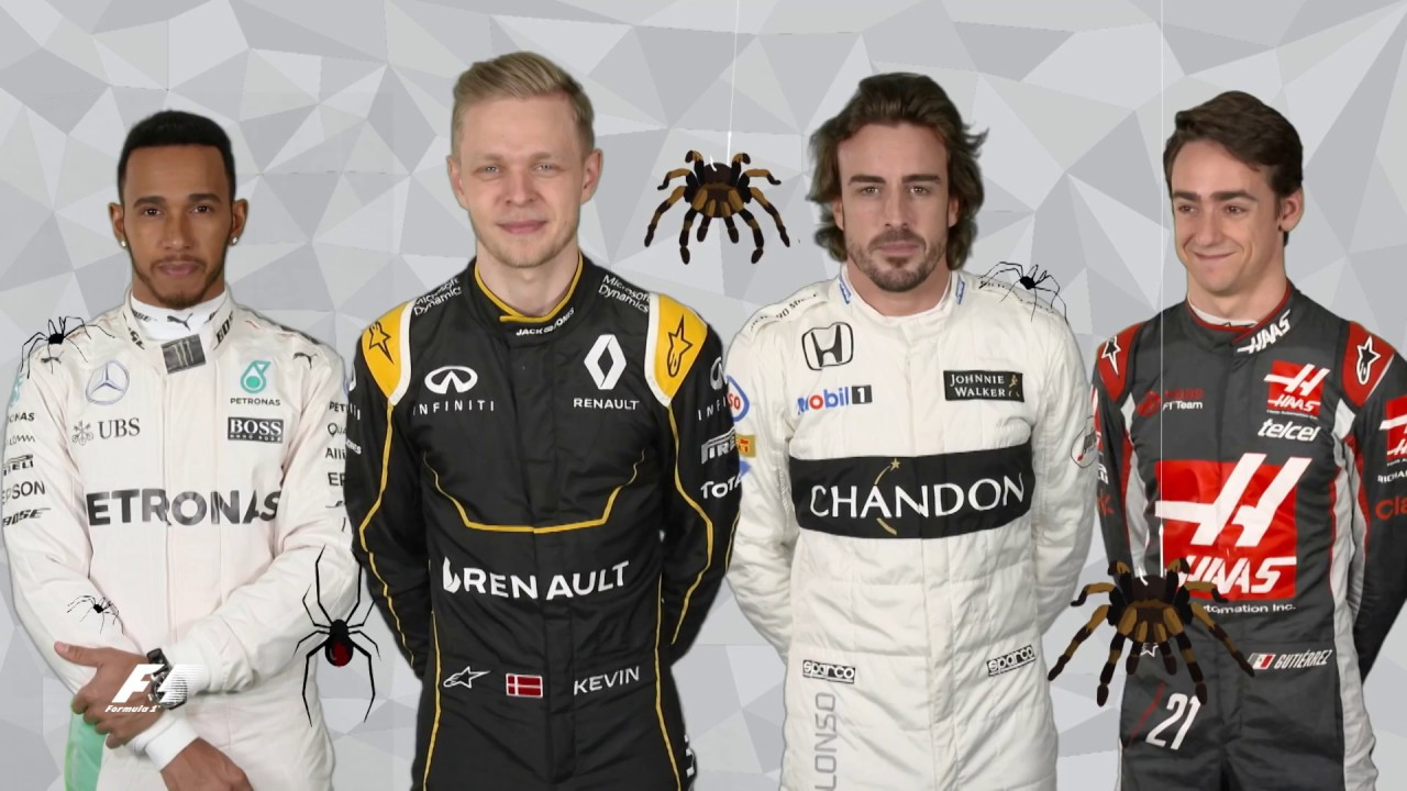 Grid Confessions: What Scares F1 Drivers?