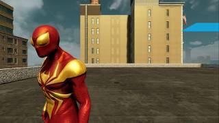 The Amazing Spider-Man 2 (PS4) Walkthrough Part 5 - Into the Lion's Den