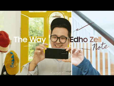 samsung-indonesia:-galaxy-note20- -20-ultra---the-way-edho-zell-note