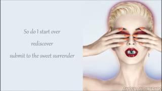 Katy Perry - Mind Maze (Lyrics)