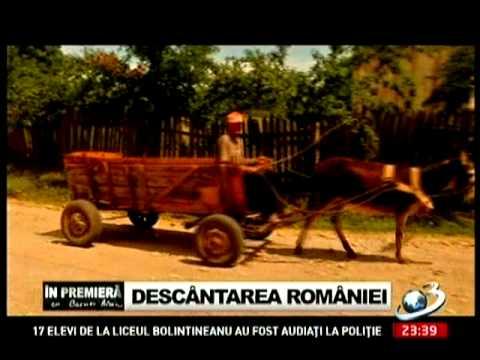 Descântarea României: descântece, vrăji, exorcizări - ritualuri populare