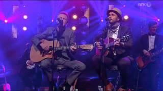 Jo Nesbø & Janove Ottesen - Jul for en kåbbåi (NRK - Kvelden før kvelden 23/12)