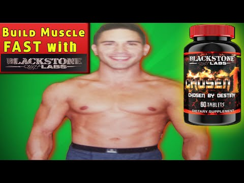 How to build Muscle FAST with Blackstone Labs