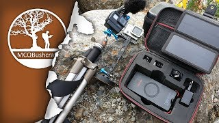 My Youtube Outdoor Filming Gear, GoPro Experiences & Power Bank Setup
