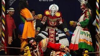 Yakshagana -- Kateel kshetra Mahatme - 25 - Arunasura vadhe