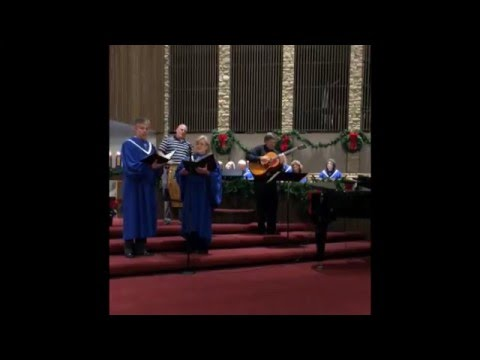Christmas 2015 , John Knox Presbyterian Church , Tulsa Oklahoma.