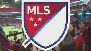 Charlotte commits $110 million to Major League Soccer at Bank of America Stadium