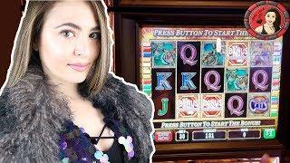 CATS Slot Machine Bonus Wins in Las Vegas | Vegas Casino