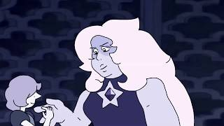 Steven Universe-fan animation / Single-pale rose Blue Diamond Version AU
