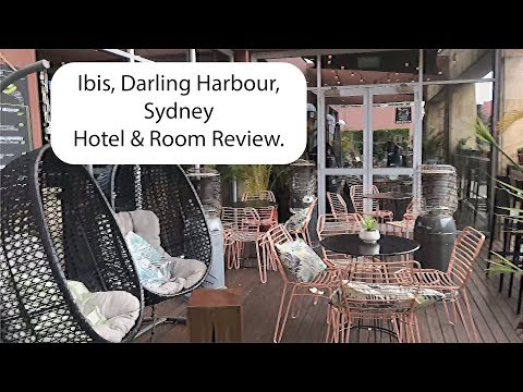 Hotel Review Sydney Australia. Ibis Darling Harbour