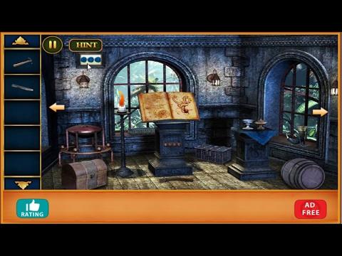 Escape Game Knight Palace walkthrough FEG.