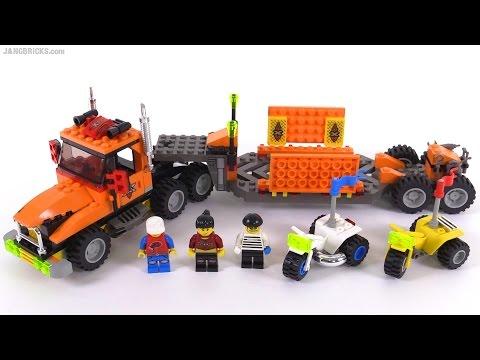 LEGO Island Xtreme Stunts Truck & Stunt Trikes from 2002 ...