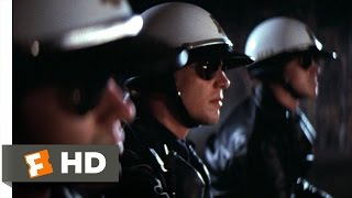 Magnum Force (7/10) Movie CLIP - For Us or Against Us (1973) HD